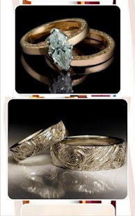 Unique Ring Designs - náhled