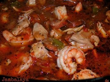Crock Pot Jambalaya Recipe