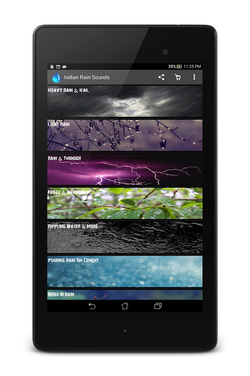 Indian Rain Sounds – (Android Apps) — AppAgg