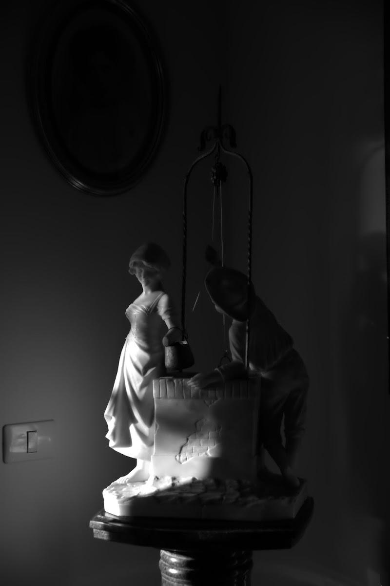 approccio nell'ombra... di Francesco Di Maio