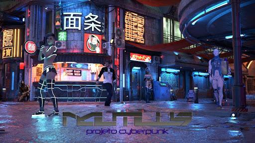 Nautilus: Projeto Cyberpunk 0.4 screenshots 1