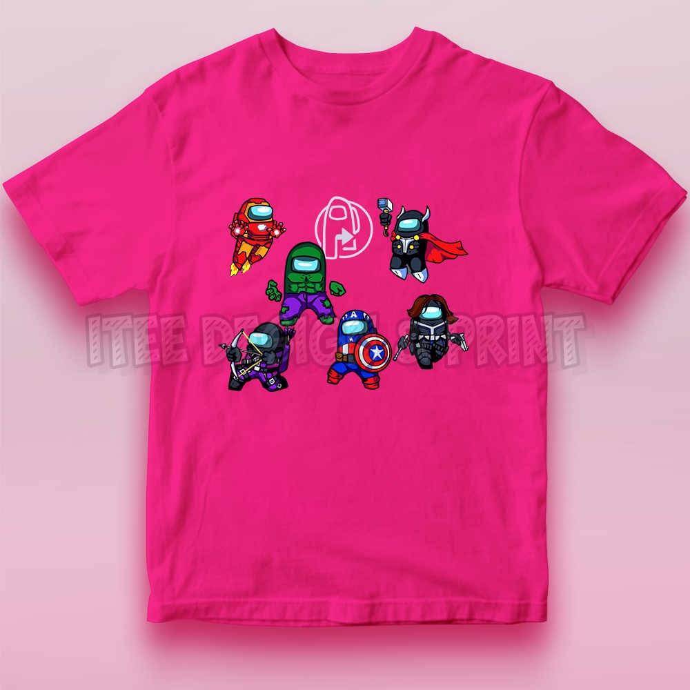 Avengers Among Us Impostor 18