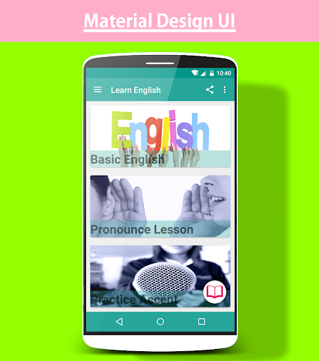 Learn English with Dictionary+