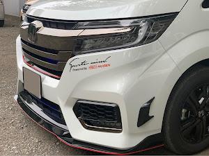ステップワゴンスパーダ RP5 SPADA HYBRID G・EX Honda SENSING BLACK STYLEのカスタム事例画像 しゅうじさんの2020年06月03日21:33の投稿
