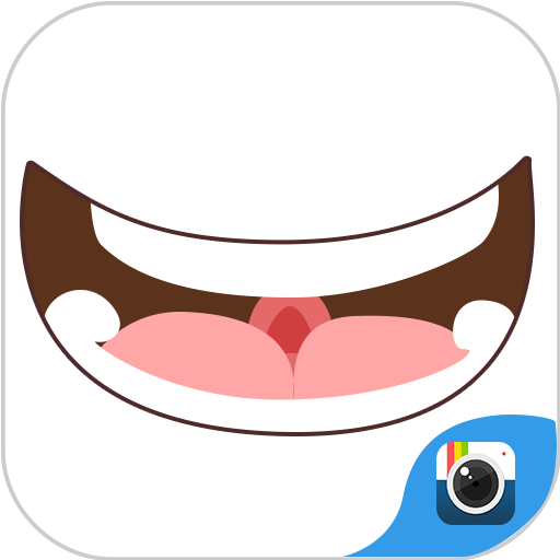 (FREE) NAUGHTY MOUTH STICKER