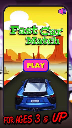Fast Car Match