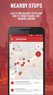London Live Bus Times - TfL Buses- screenshot thumbnail