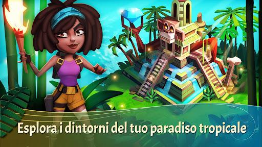 FarmVille: Tropic Escape  άμαξα προς μίσθωση screenshots 2