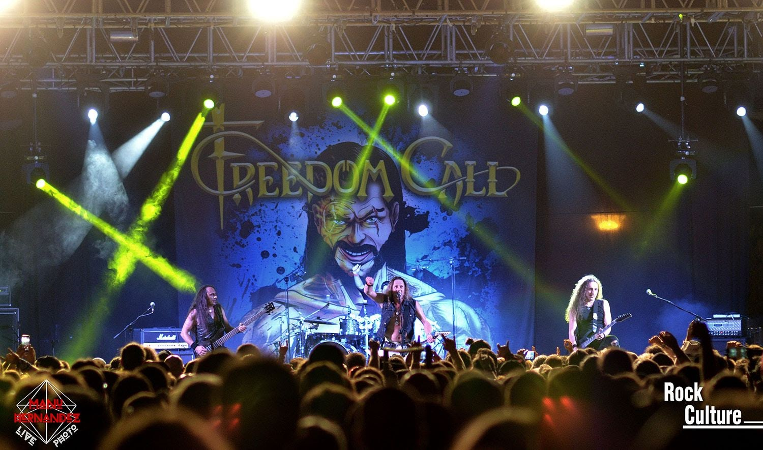 freedom call leyendas del rock