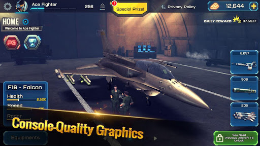 Ace Fighter: Modern Air Combat Jet Warplanes 2.51 screenshots 1