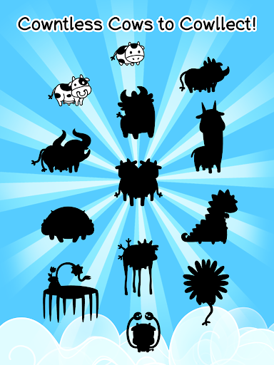Cow Evolution - Crazy Cow Making Clicker Game - screenshot