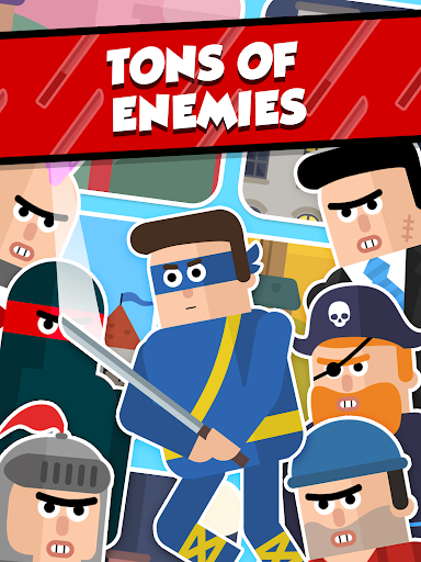 Mr Ninja - Slicey Puzzles 2.11 screenshots 11