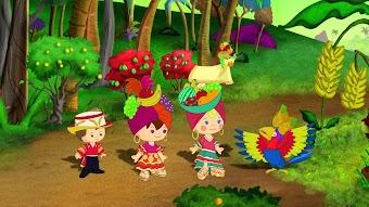 Tanz Samba mit mir!