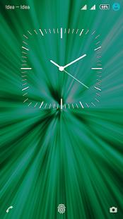 Big Bang Emerald XP Theme - náhled