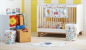 Find a perfect cot or cotbed for your baby at George.com