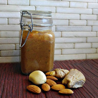 Almond Butter Dressing - Gluten Free - Paleo - Whole30 Compliant.