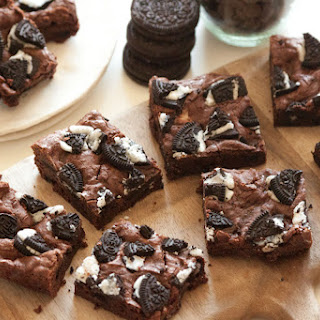 Cookies and Cream Brownies Recipe