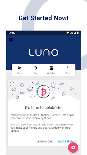 Luno: Buy Bitcoin, Ethereum & Cryptocurrency Now 5.3.0 screenshots 6