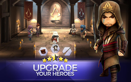 Assassin's Creed Rebellion  screenshots 10