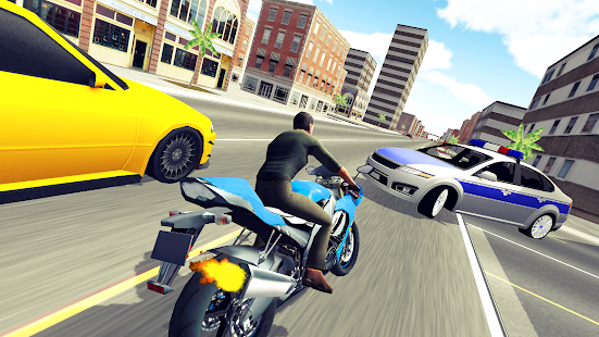 Moto Racer 3D Screenshot