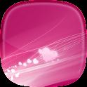 Rosa Live Hintergrund icon