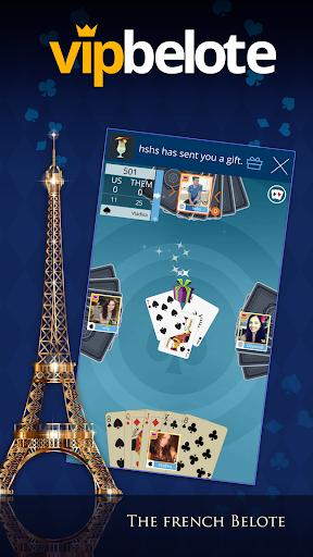 Belote u2665ufe0f VIP Belote online multiplayer free cards  screenshots EasyGameCheats.pro 1