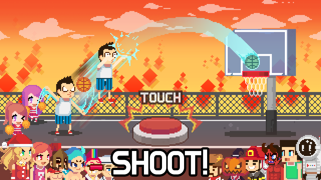 Infinite Basketball- screenshot