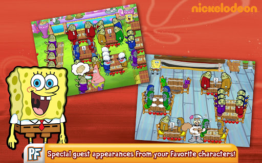 SpongeBob Diner Dash screenshot 7