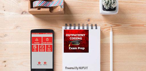 Outpatient Coding MCQ Exam prep 2018 Ed – Apps bei Google Play