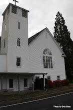 Photo: (Year 2) Day 345 - Church on Puget Island