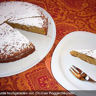 Arabischer Mandelkuchen