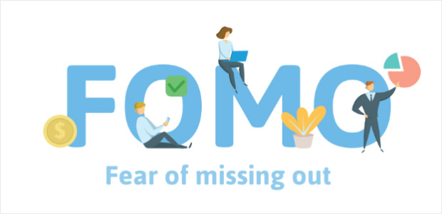 FOMO merupakan salah satu strategi marketing