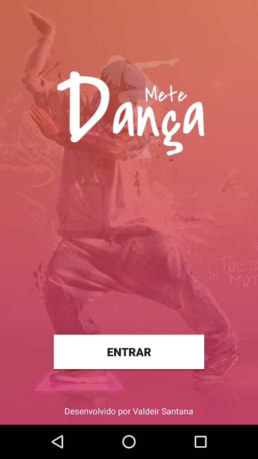 #MeteDança- screenshot