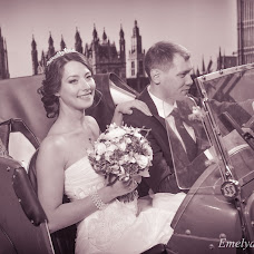 Wedding photographer Dmitriy Emelyanov (EmelyanovEKB). Photo of 04.10.2014