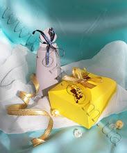 Photo: Упаковка для подарков из картона со сложной высечкой