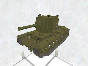 KV-2 model 1939