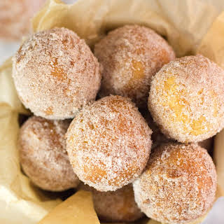 Donut Holes (Fried, No Yeast).