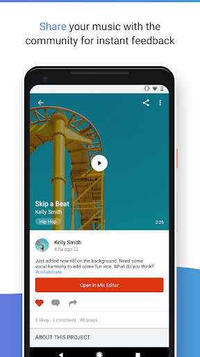 BandLab - Music Studio & Social Network 7.6.2 screenshots 7