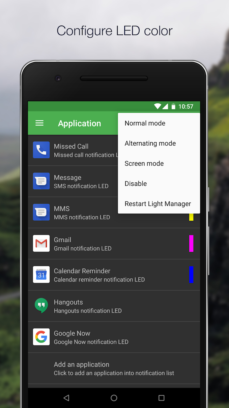 Light Manager Pro – LED Settings (Cracked) 1
