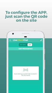 LiveClientChat - Helpdesk Mobile Backend | Premium - náhled