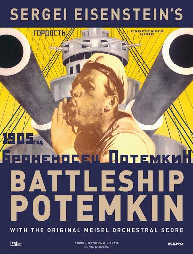 Affiche Potemkin