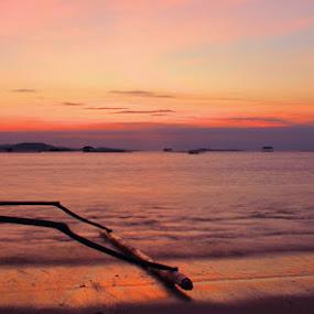 sunset by Tri Hendro Kusumo - Landscapes Sunsets & Sunrises