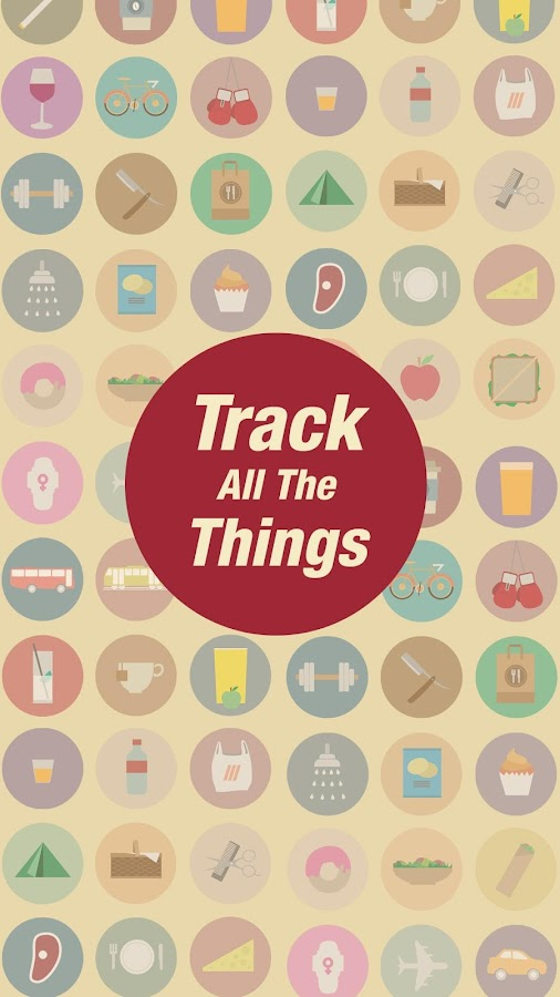 Track All The Things Free- screenshot
