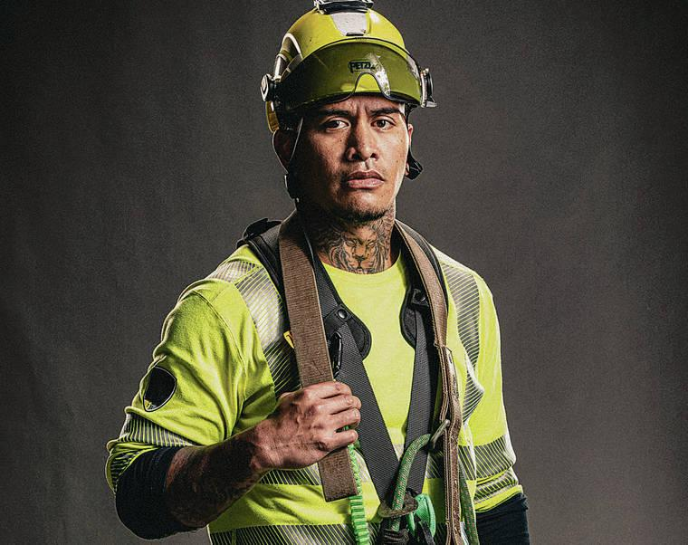 On the Scene with Cyril Ontai III from 'Tough As Nails'   Honolulu  Star-Advertiser