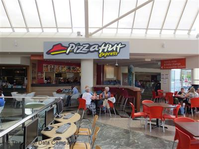 Pizza Hut Express On Gyle Avenue Pizza Takeaway In South