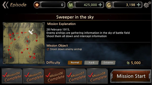 Air Battle: World War 1.0.36 screenshots 2