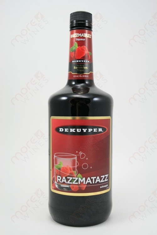 Logo for Dekuyper Razzmatazz