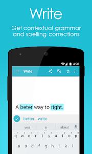 Page: English Writer+Translate v1.1.06