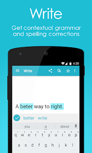 Page: English Grammar & Spell Checker + Translator- screenshot thumbnail