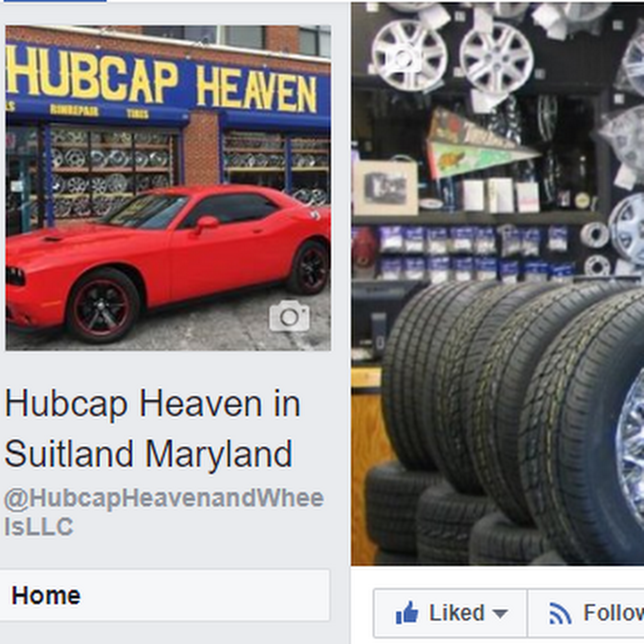 Hubcap Heaven In Suitland Maryland Hub Cap Supplier In Suitland